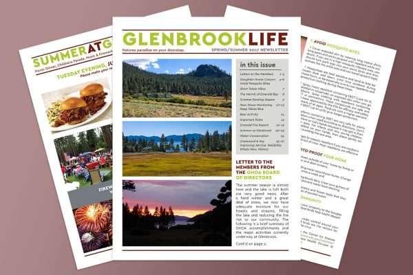Glenbrook HOA Newsletter