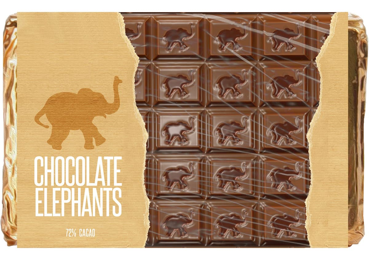 Chocolate Elephants Trademarks