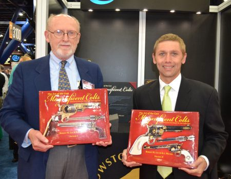 Troy Arnold & RL Wilson at NRA