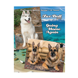 2015 Fur Ball Program