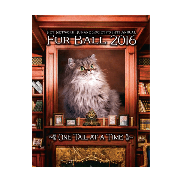 2016 Fur Ball Program