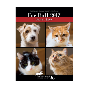 2017 Fur Ball Program