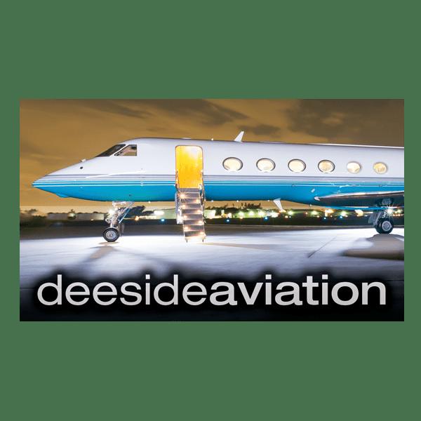 Deeside Aviation Business Card