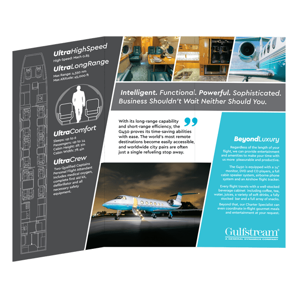 G450 Brochure Inside