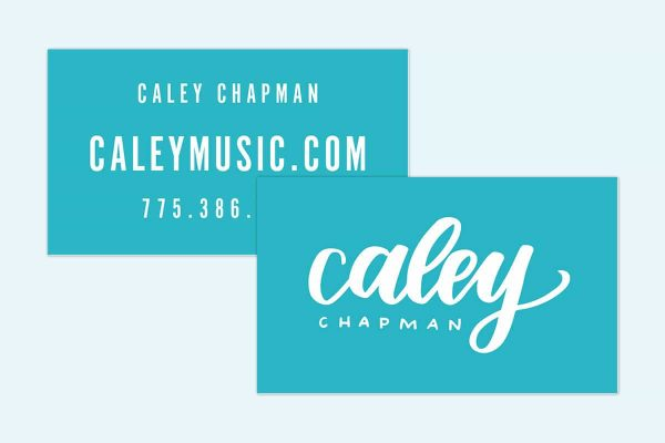 Caley Chapman Business Cards