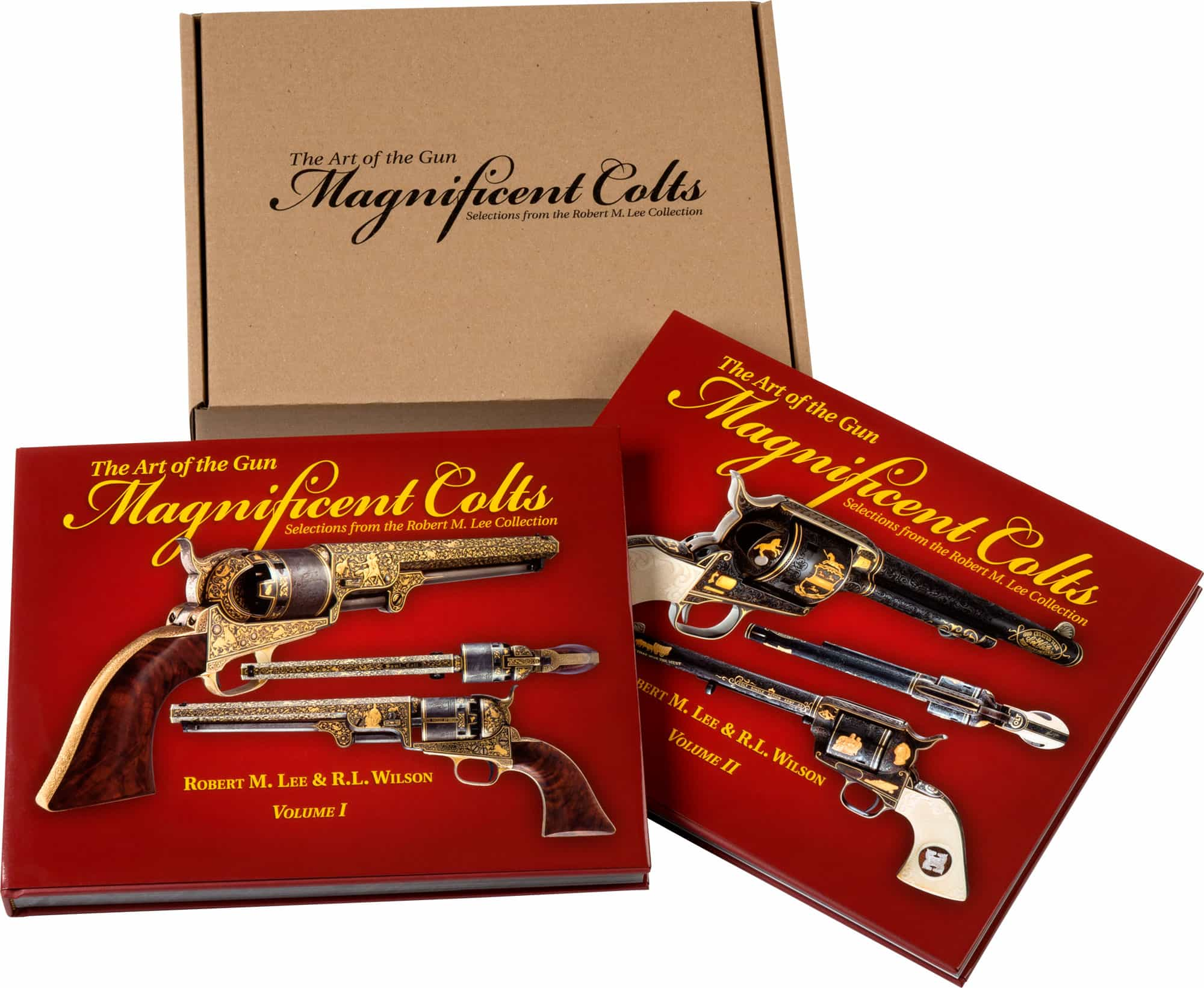 The Art of the Gun: Magnificent Colts: Classic Edition