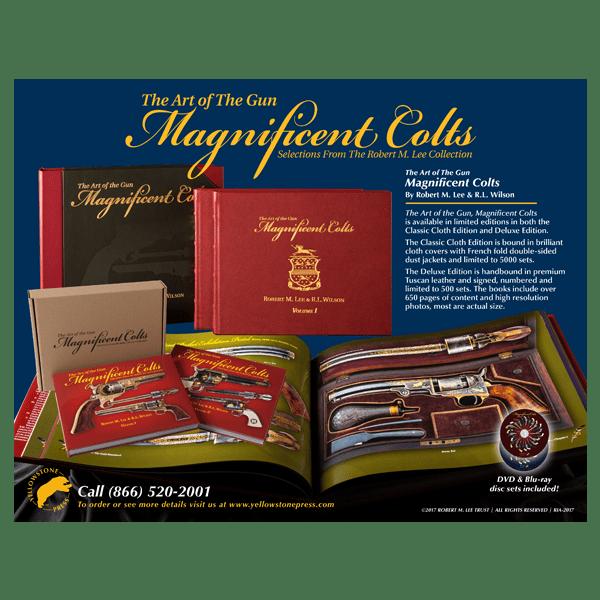 Art of the Gun Magnificent Colts