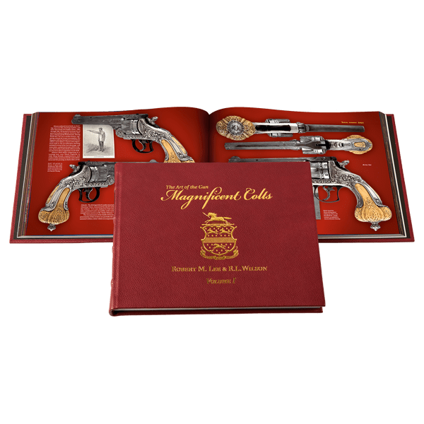 The Art of the Gun: Magnificent Colts: Deluxe Edition