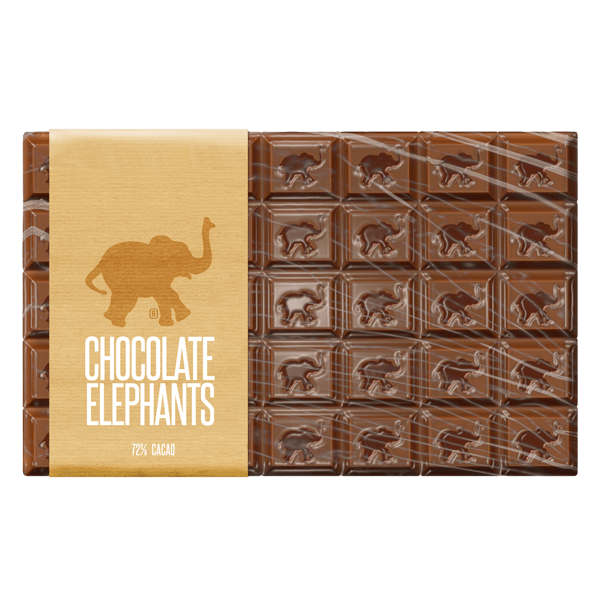 Chocolate Elephants