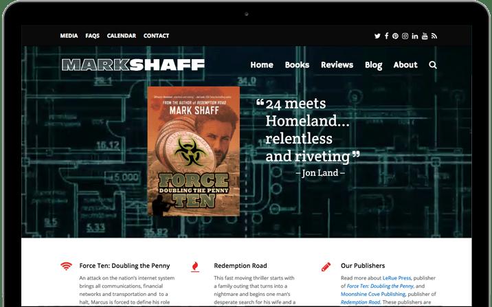 MarkShaff.com Website