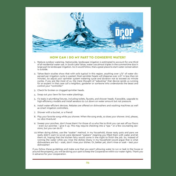 p24 Glenbrook HOA Newsletter