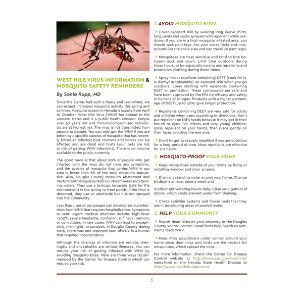 p5 Glenbrook HOA Newsletter