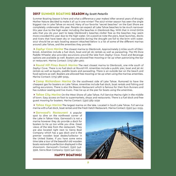 p9 Glenbrook HOA Newsletter